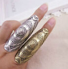 Steampunk Vintage Finger Ring Joint Armour Knuckle Robot Finger Gothic Gift