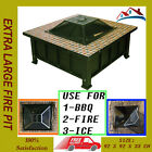 Portable BBQ Grill BBQ Patio Charcoal Cooking Picnic Camping Outdoor Party Beach