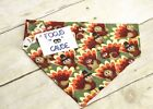 Thanksgiving Turkeys Dog Bandana by Focus for a Cause