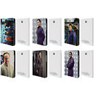 STAR TREK ICONIC CHARACTERS ENT LEATHER BOOK CASE FOR SAMSUNG GALAXY TABLETS