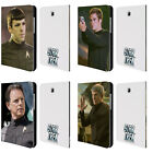 STAR TREK MOVIE STILLS REBOOT XI LEATHER BOOK CASE FOR SAMSUNG GALAXY TABLETS
