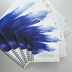 Winsor & Newton Professionl Artists Watercolour Paper SPIRAL PAD 140lb 12 Sheets