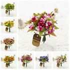 Внешний вид - Artificial Flower Bouquet Stamen Party Wedding Car Millinery Decor Supplies