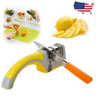 Household Handle Knife Sharpener 3 Stages Hard Carbide Ceramic Sharpening Stone