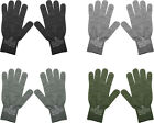 D-3A Military Wool Nylon Blend Glove Liners - Made in the USA