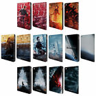 OFFICIAL STAR TREK POSTERS INTO DARKNESS XII LEATHER BOOK CASE FOR APPLE iPAD