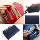 Fashion Women Clutch Long Leather Wallet Card Holder Handbag Phone Bag Purse New