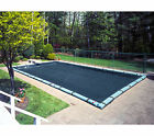 Buffalo Blizzard Deluxe Rectangular In-Ground Swimming Pool Winter Covers