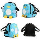 Petsinn Design-New Cute Penguin Backpack School Bag for Small-Medium Dog Puppy