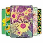 HEAD CASE DESIGNS SUNFLOWER SOFT GEL CASE FOR APPLE SAMSUNG TABLETS