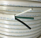 14/3 AWG Gauge Marine Grade Wire AC, Boat Cable, Tinned Copper, Flat Tiplex