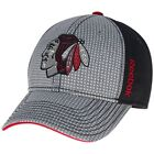 Chicago Blackhawks Reebok Draft Structured Flex Fit Hat