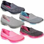2016 Ladies Skechers GO Flex Walk Slip On Lightweight Womens Street Shoes
