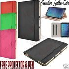 "Smart Flip Leather Stand Case Cover For Samsung Galaxy Tab A6 7"" T280 9.7"" T550"