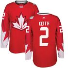 Team Canada 2 Duncan Keith 2016 World Cup Of Hockey Premier Jersey Adidas