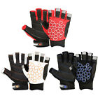 New Sailing Gloves Short Finger Yachting Kayak Dinghy Fishing Glove Waterski