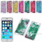 Dynamic Liquid Sparkle Glitter Stars Bling Quicksand Case Cover For iPhone 6/6s