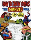 How to Draw Comics the Marvel Way SC (1984 Simon and Schuste) #1-1ST VG