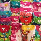 Childrens Place Pajamas Footed Open Toe Stretchie 1-Piece Girls Boys ALL SIZES