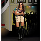 "Womens Size X-Large "" Party Police "" Halloween Costume  DG5981"