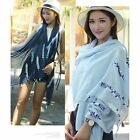 Fashion Charm Women Long Scarf Cotton Indian Large Scarves Ladies Shawl New #059