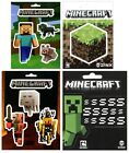 New Minecraft Sticker Set 2
