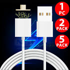 5X 2X 24A Micro USB Charging Cable Magnetic Adapter Charger For Android Samsung