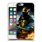 OFFICIAL JASON BULLARD FIREFIGHTER SOFT GEL CASE FOR APPLE iPHONE PHONES