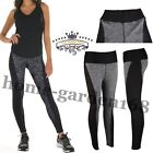 New Women Cropped Yoga Casual Pant Gym Active Wear Joint Legging Fitness Trouser