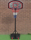 Best Basketball Nets - Basketball Net Set Freestanding Hoop Backboard Adjustable St Review