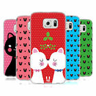 HEAD CASE DESIGNS CHRISTMAS CATS SOFT GEL CASE FOR SAMSUNG PHONES 1