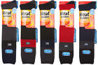 Heat Holders - Mens Long Over the Calf Warm Winter Cushioned Thermal Ski Socks