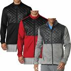 Adidas Golf AW16 Climaheat Prime Fill Insulated Quilted Mens Golf Thermal Jacket