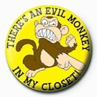 Family Guy Evil Monkey Badge