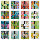 OFFICIAL WYANNE ELEPHANTS 2 LEATHER BOOK WALLET CASE FOR APPLE iPOD TOUCH MP3