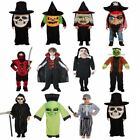 Childrens Kids Scary Horror Halloween Party Book Week Fancy Dress Costume Outfit