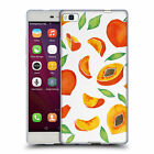 OFFICIAL CAT COQUILLETTE FRUITS & VEGGIES SOFT GEL CASE FOR HUAWEI PHONES