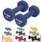 Yes4All Neoprene Coated Dumbbells Hand Weight Include 3 & 4 Pairs - Dumbbell Set