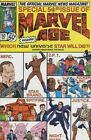Marvel Age (1983) #50 VG LOW GRADE
