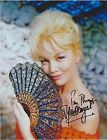 Luscious French Actress - MYLENE DEMONGEOT b1935 (72 Films)- signed 8x10 picture