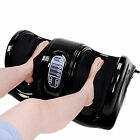 Massagers - Shiatsu Foot Massager Kneading And Rolling Leg Calf Ankle WRemote BlackRed New