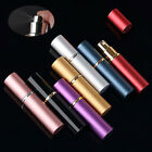 5ml Mini Metal Portable Refillable Perfume Atomizer Travel Empty Spray Bottle CA