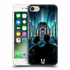 HEAD CASE DESIGNS LOVERS AVENUE HARD BACK CASE FOR APPLE iPHONE 7