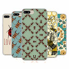 HEAD CASE DESIGNS INSECT PRINTS SOFT GEL CASE FOR APPLE iPHONE 7 PLUS / 8 PLUS