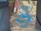 Monopoly Gold Luxury Tax Tote - NWT
