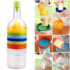 8 in1 Kitchen Kit Gadget Tool Juices Strains Grates cooking utensil Set Tool NEW