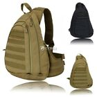Sling Shoulder Bag Backpack Pack Tactical One Strap Waterproof Chest Pack DZ88