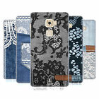 HEAD CASE DESIGNS JEANS AND LACES HARD BACK CASE FOR HUAWEI MATE S