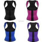 Women Cincher Rubber Waist Shapewear Underbust Slim Neoprene Sport Latex Rubber