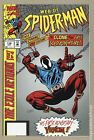 Web of Spider-Man (1985 1st Series) #118REP FN- 5.5